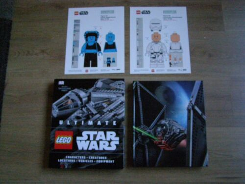 Amazing New Ultimate lego star wars HB Modèles figures Craft RRP £ 35