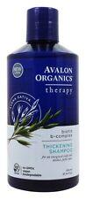 Avalon Organics - Shampoo Thickening Shampoo Biotin B Complex Therapy - 14 oz.