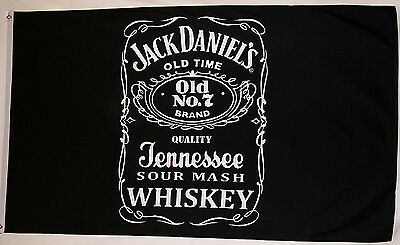 Jack Daniel's Old No.7 Sour Mash Whiskey Flag 3x5ft Banner Decorative Collectibles Collectibles