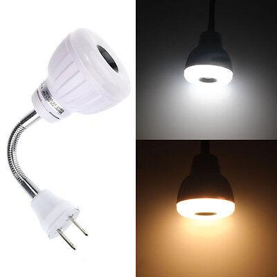 New AC 110V 220V 5W LED PIR Infrared Sensor Motion Detector Light Lamp Bulb OK