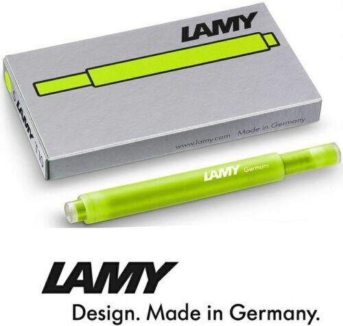 Lamy Safari 2015 Neon LimeBallpointFountain PenRollerball or T10 Ink?