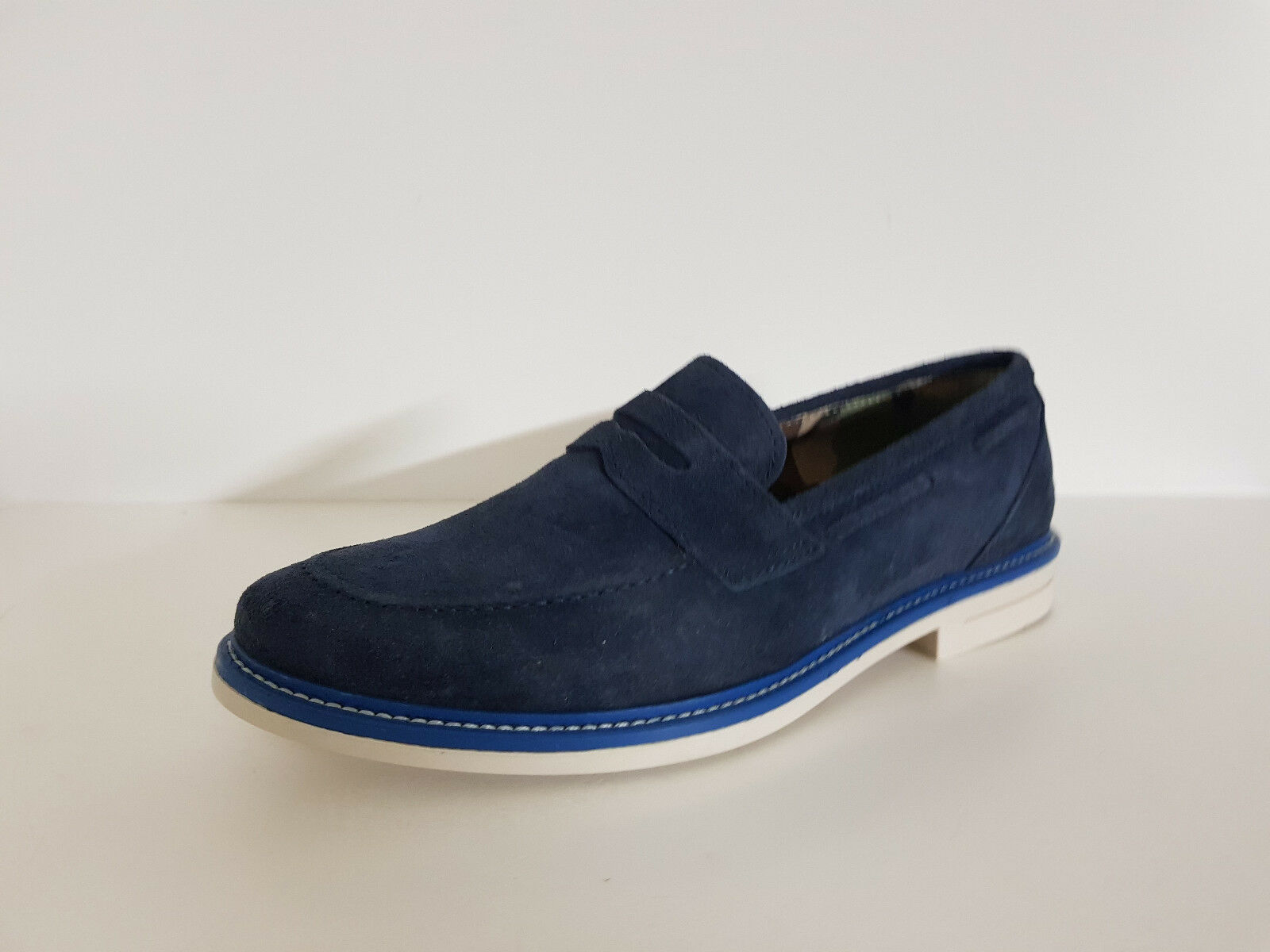 Scarpa Uomo AT.P.CO .Sconto - Blu 55%.Art. A08IT  Col. Blu - 8d6cc8