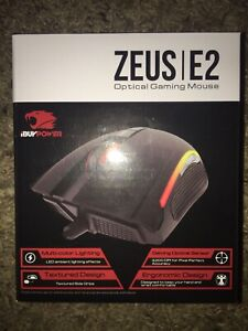 iBuyPower Ares E1 Gaming Keyboard and Zeus E2 Gaming Mouse Bundle