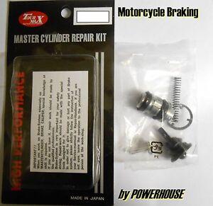 Suzuki GSX-R 600 2002 Tourmax Front Brake Master Cylinder Reservoir Kit