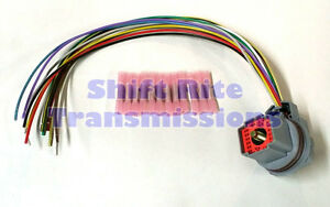 5r55w 5r55s new external wire harness repair solenoid pack pigtail transimission ebay