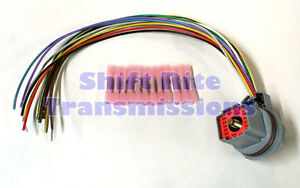 s l300 5r55w 5r55s new external wire harness repair solenoid pack pigtail Wire Harness Connector Pigtails at reclaimingppi.co