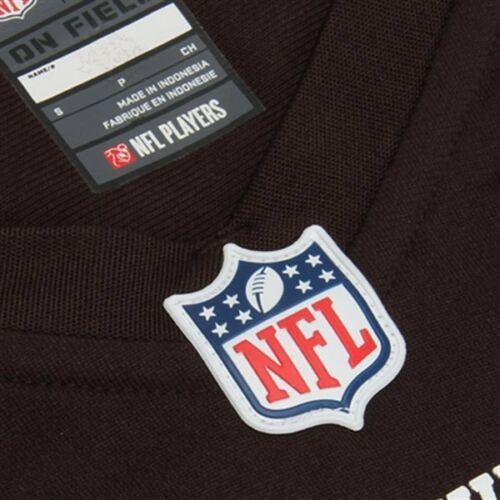 NEW NIKE Women`s Cleveland Browns Jordan Cameron #84 home jersey on field USA