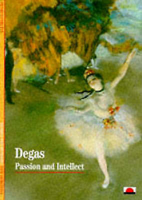 1 of 1 - Degas: Passion and Intellect (New Horizons),I. Mark Paris, Henri Loyrette,Very G