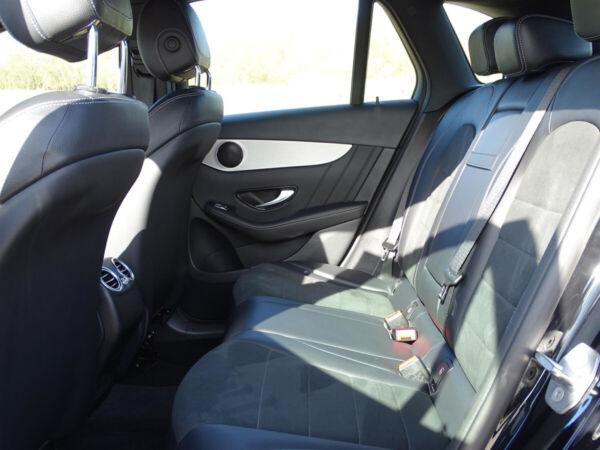 Mercedes GLC300 2,0 Coupé aut. 4Matic billede 8