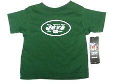 New York Jets NFL Reebok Baby Infant Newborn Green T Shirt NY Logo Kids 18M
