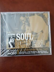Mojo-Presents-Stax-Soul-Power-Ultimate-Memphis-Soul-15-Track-CD-New-amp-Sealed