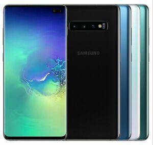 Samsung Galaxy S10 Plus G9750 Prism Negro 128gb 6 4 Snapdragon 855 Ee Uu Envio Gratuito Ebay