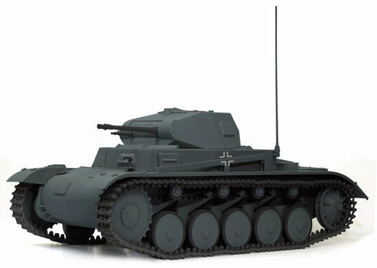 Dragon 1 6 Scale 12  WWII German Panzer Pz.Kpfw II Ausf. B Tank Model Kit 75025