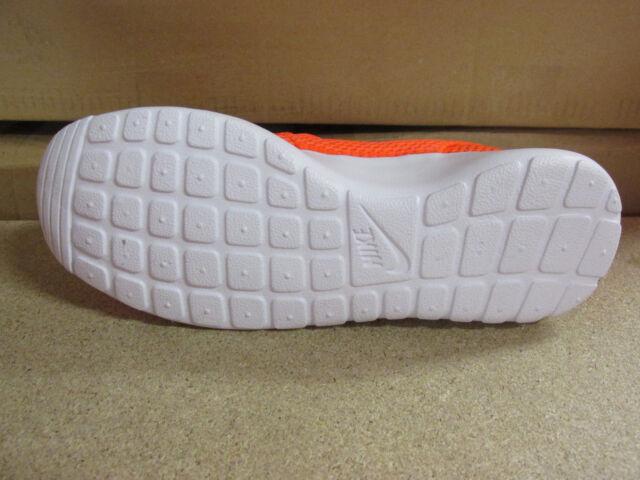 7f68c77e1a3d Nike Roshe One HYPER Breathe Shoes Men s SNEAKERS Orange 833125 800 7.5