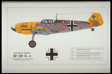 419025 Messerschmitt BF 109 E 4 A4 Photo Print