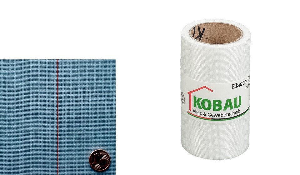10 x Kobau Kobau Kobau Elastic-Gewebe 10/10 0,10 m x 10 m - Armierung von Anstrichsystemen - 3f0a32