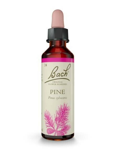 Bach Original Flower Remedies - Pine 20ml