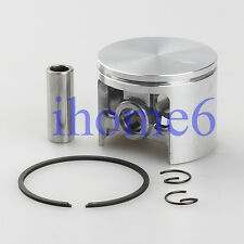 52MM Cylinder Piston For Husqvarna 61 268 272 272K 272XP Ring Circlip 503609803