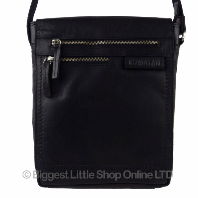 49a64671d75b Mens Ladies Buffalo Leather North south Cross Body Bag by Rowallan ...