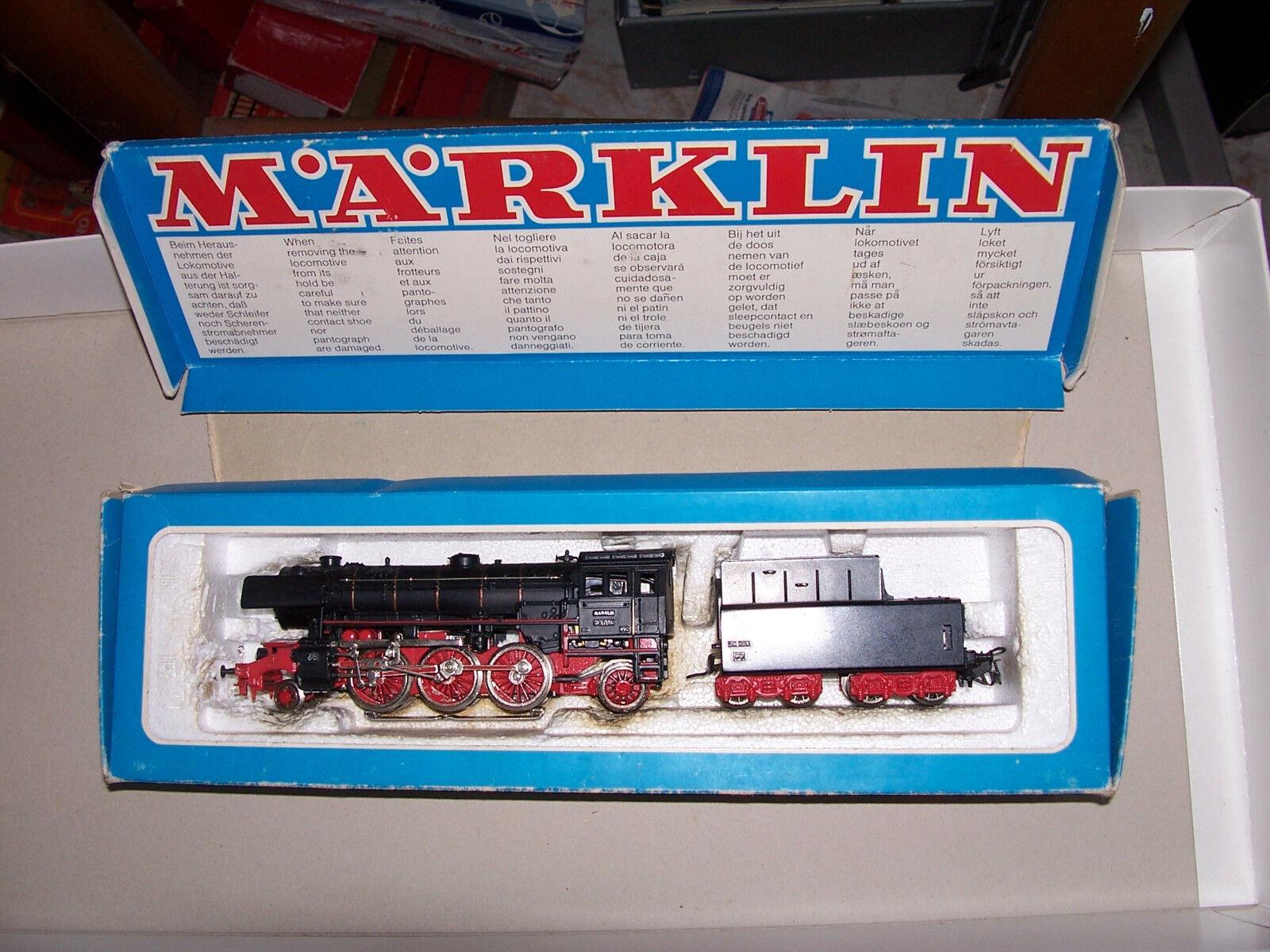 Marklin, 3005 BR 23 ottima.