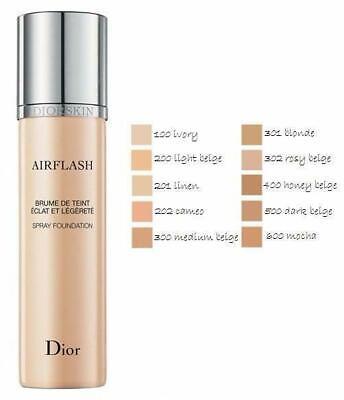 Diorskin By Christian Dior Airflash Spray Foundation