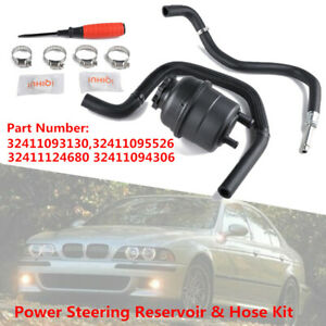 New Power Steering Reservoir Line Hose For BMW X5 530i 525i 528i Z3 32411095526