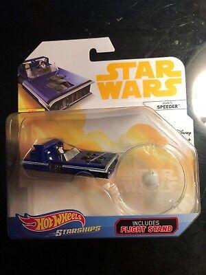 Star Wars Hot Wheels Solo Movie  Snowspeeder wave 3