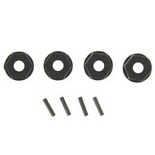RIM HUB W/PIN 2*10 4PCS for axles that use wheel nuts with teeth on the back,