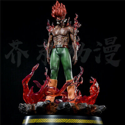 Naruto Might Guy II PVC Figure Model Painted JZ Studio Resin Statue New in Box