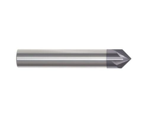 3//8 4FL 90-Deg MTC-62562 Carbide Chamfer Mill AlTiN