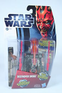 Star Wars 37751 Movie Heroes BATTLE DROID Action Figure Toy
