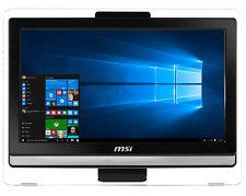 """19.5"""" MSI Pro-20ET-4BW PANTALLA TÁCTIL PC todo en uno N3160 4GB 1TB Windows 10 AIO 20"""