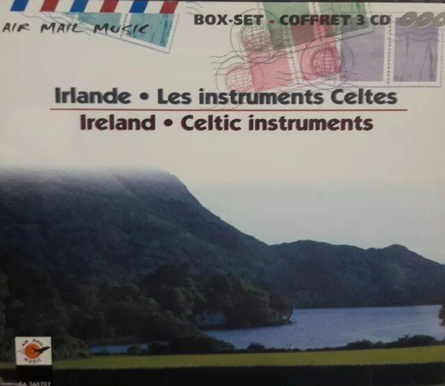 Ireland-Celtic Instrument von Various | CD | Zustand sehr gut