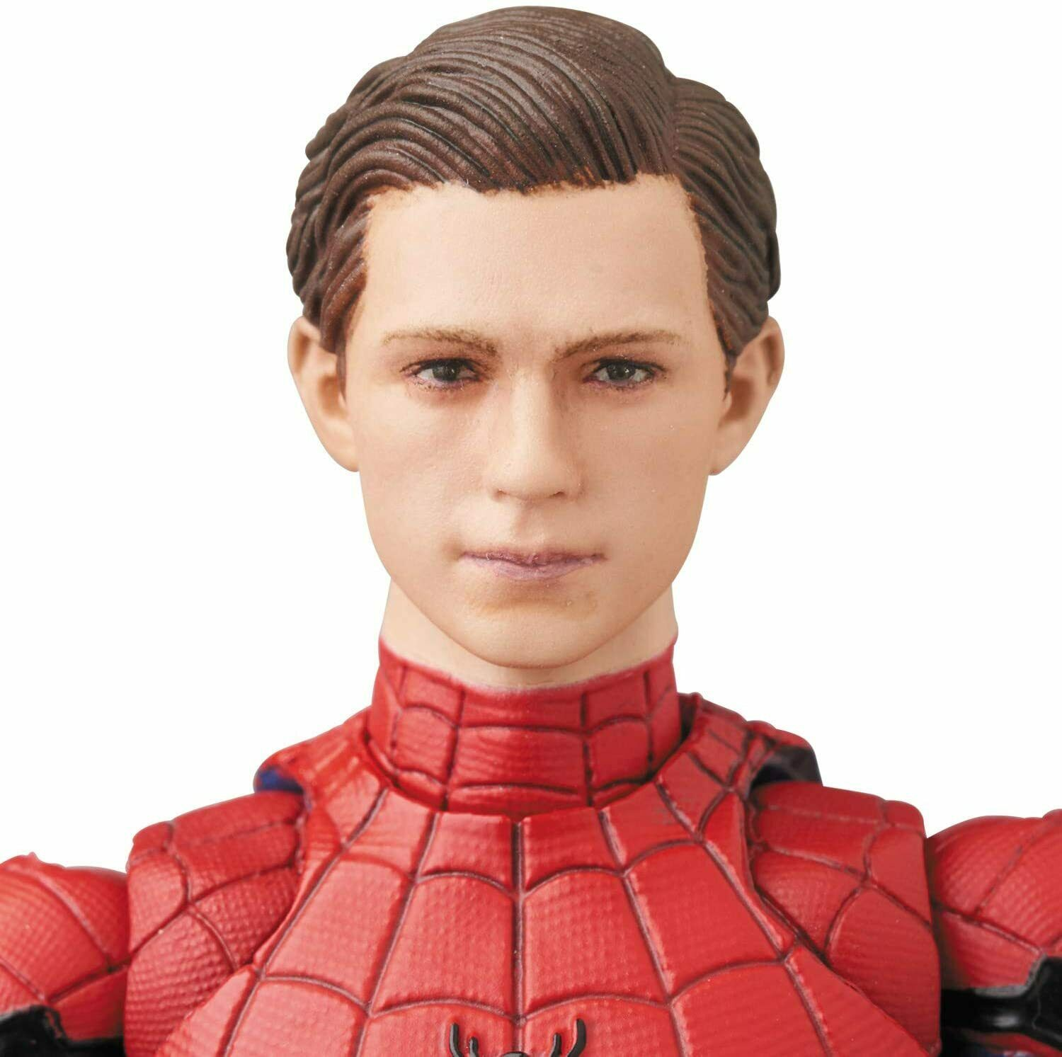 Super-héros type Mafex Spider-Man Homecoming PVC Action Figure Toys Kids figurine