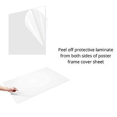 """PETG CLEAR PLASTIC SHEET 0.060/"""" X 12/"""" X 12/"""" VACUUM FORMING BODY HOBBY 5 Pack"""