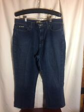 Girls Lee Relaxed Fit At The Waist Boot Cut Blue Jeans-12L ***Free Shipping***
