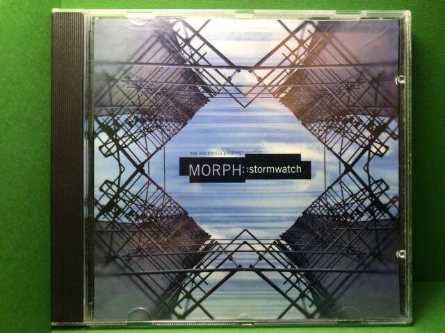 Morph - Stormwatch - Morph 1994 New Electronica CD ELEC11CD
