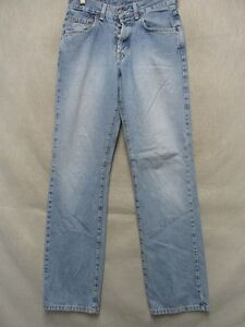 A8422-Lucky-Brand-USA-Made-8159391-Boot-Leg-Low-Rise-Cool-Jeans-Women-26x31