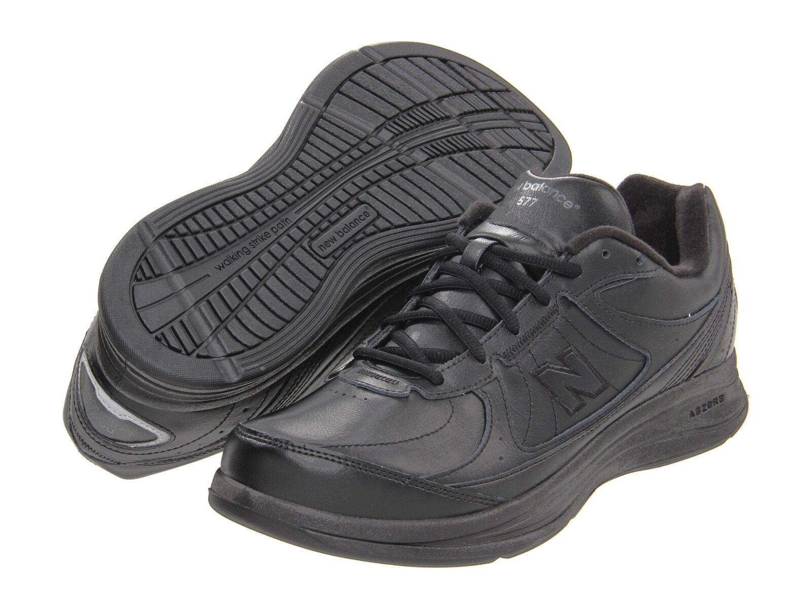 Men New Balance MW577BK Walking (Medium D) Black Black 100% Authentic Brand New