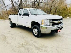 2007 Chevrolet Silverado HD Long Box 3500