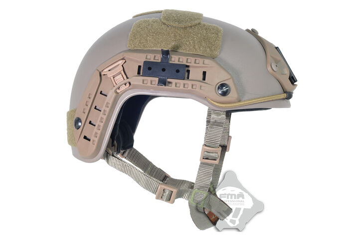 FMA maritime Tactical Protective Helmet ABS DE Tan For Airsoft Paintball