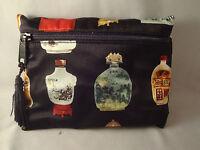 Nordic House Designs Zip Case Cosmetic Bag Money Holder Asian Inspired Design