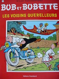 RE-Bob-et-Bobette-126-Les-voisins-querelleurs-Willy-Vandersteen