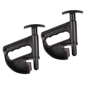 Tire Changer Universal Rim Clamp Drop Center Bead Press Tool 2pcs