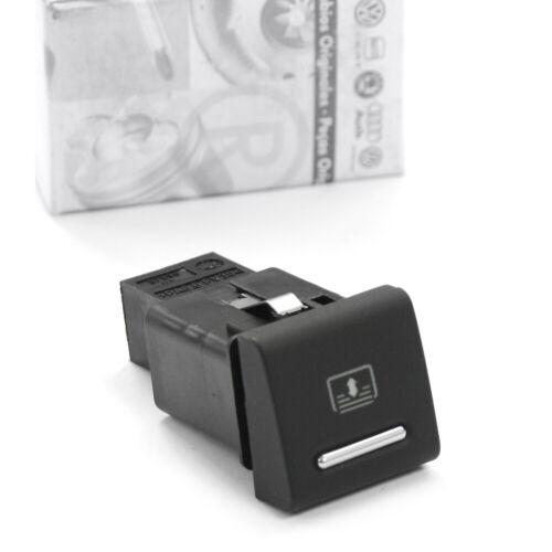 interruptor de protección solar persiana pulsador mando cromo Original audi rs4 8e
