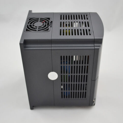2.2KW ER20 Water Cooling Spindle Motor w// Matching 2.2KW VFD Inverter Drive CNC