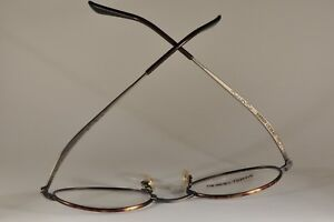 Vintage Sunglasses eyeglasses GIORGIO ARMANI made in Italy from 90s size 50[]20
