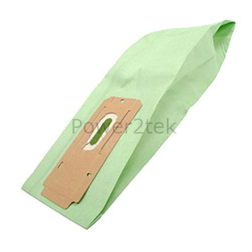 10 x CC XL Vacuum Cleaner Bags for Oreck U2555 Hoover UK