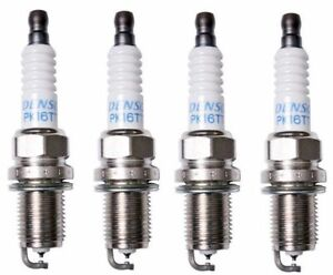 Denso 4503 PK16TT Platinum TT Spark Plug 1-Pack