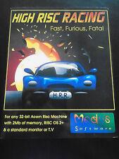 ! nuevo! alta RISC Racing para PC RISC, A3000 etc. Acorn RISC OS